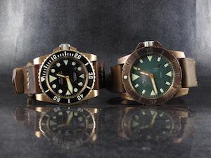 To flotte helson modeller. Helson Shark Diver til venstre og Helson Stingray 47 til højre.