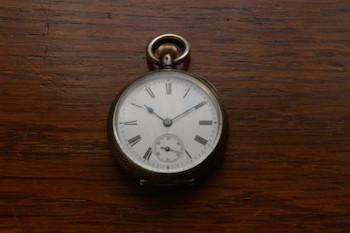 Labrador uret fra før Omega begyndte at markedsføre sig som Omega. Venligst udlånt af/ courtesy of Radger, WUS.