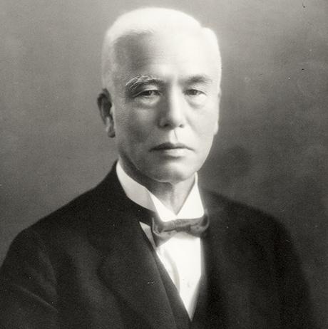 Kintaro Hattori, grundlægger af Seiko. Billede udlånt af The Seiko Museum.