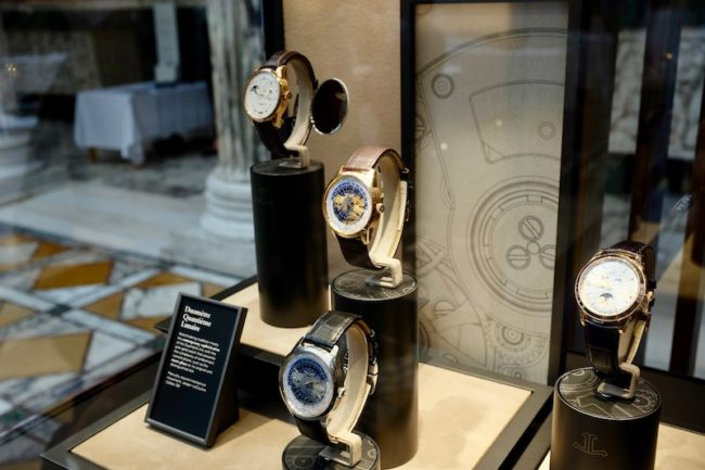 Jaeger LeCoultre Geophysic Universal Time