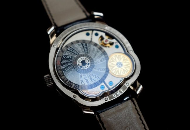Greubel Forsey GMT Earth