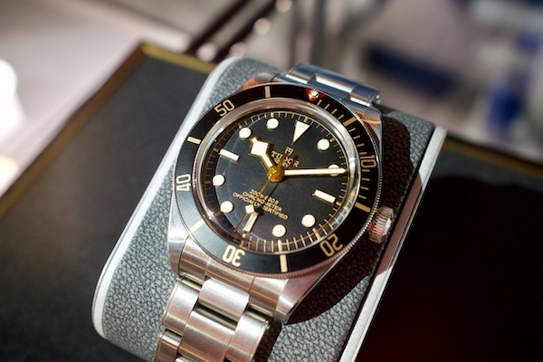 Tudor Black Bay 58